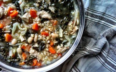 Restoring the order, Chicken soup