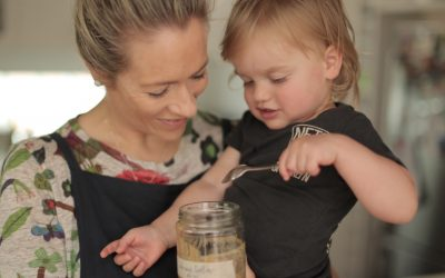 Introducing Nuts To Babies & My Sunny Nut Butter