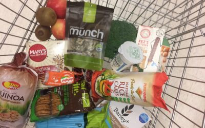 10 Nutritionist Approved Supermarket Snacks