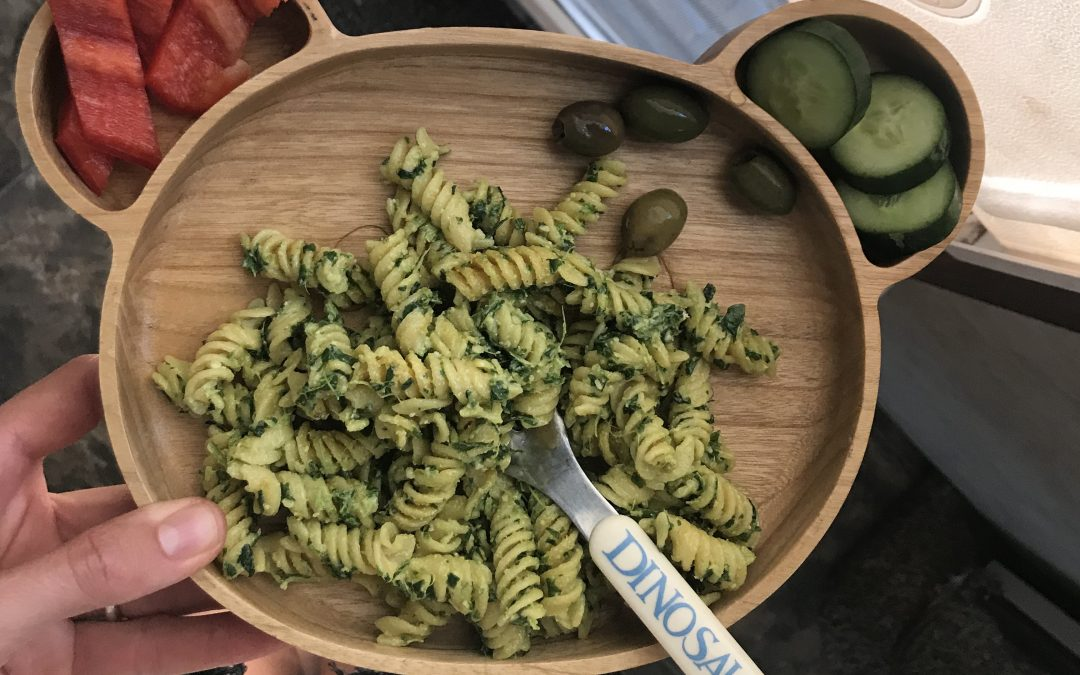 Activated Herby Pesto