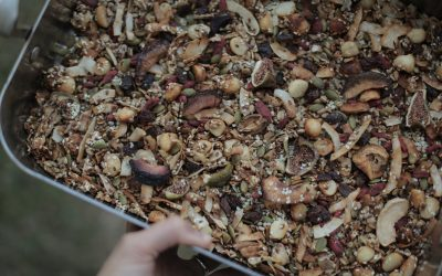 Seeded Toasted Muesli