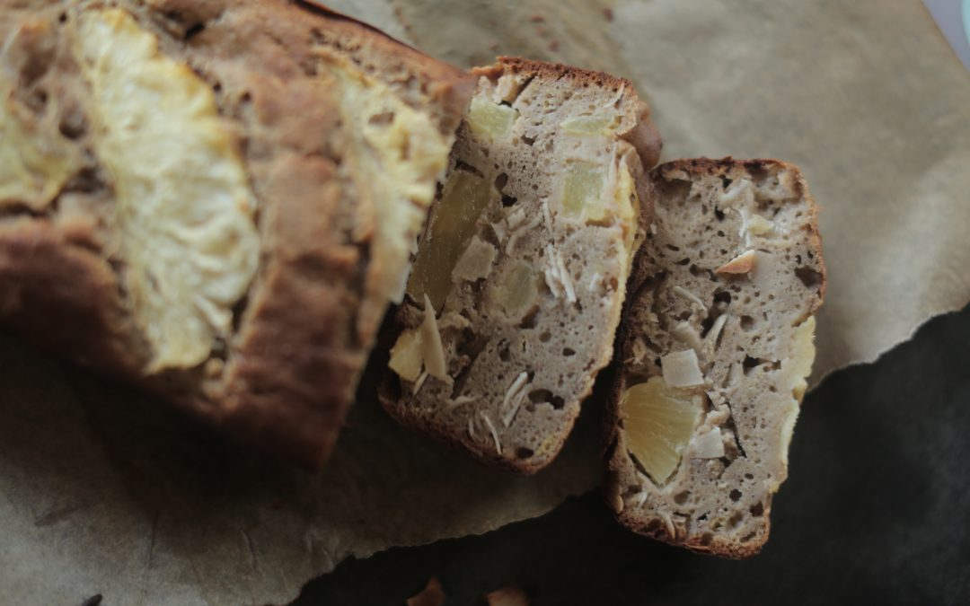 Buckwheat Banana Bread, 3 Ways