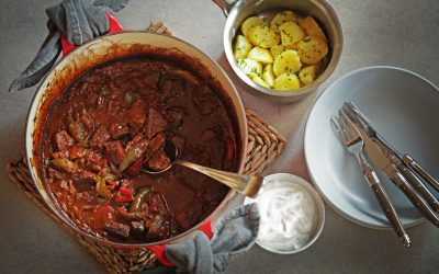 Slow-Cooked Beef Goulash