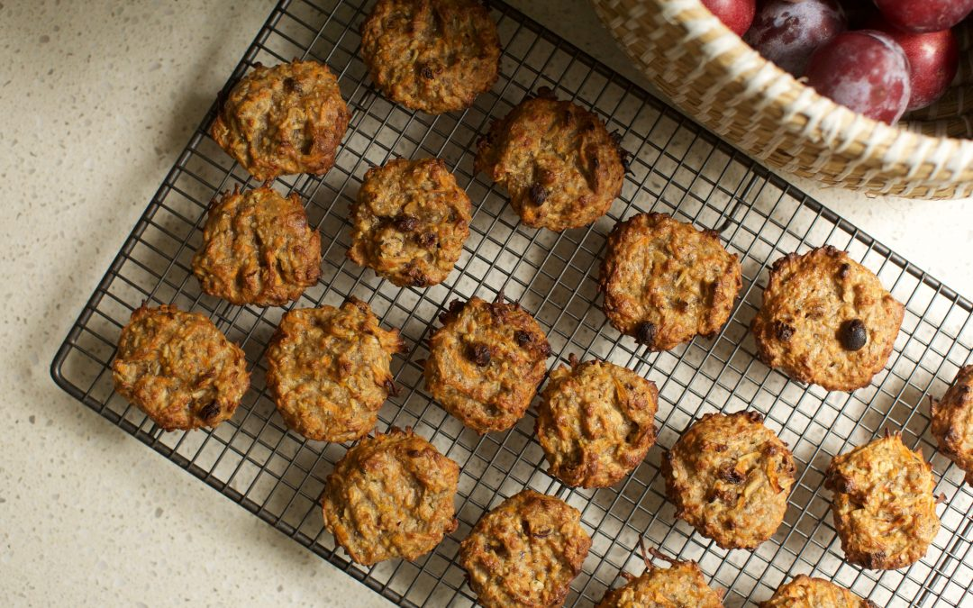 Carrot Cake Lunchbox Cookie